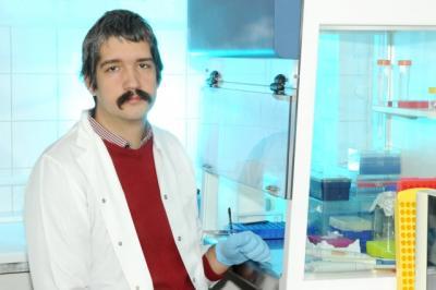 Dr. Cech Gábor tudományos főmunkatárs