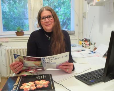 Dr. Benkő Mária tudományos tanácsadó